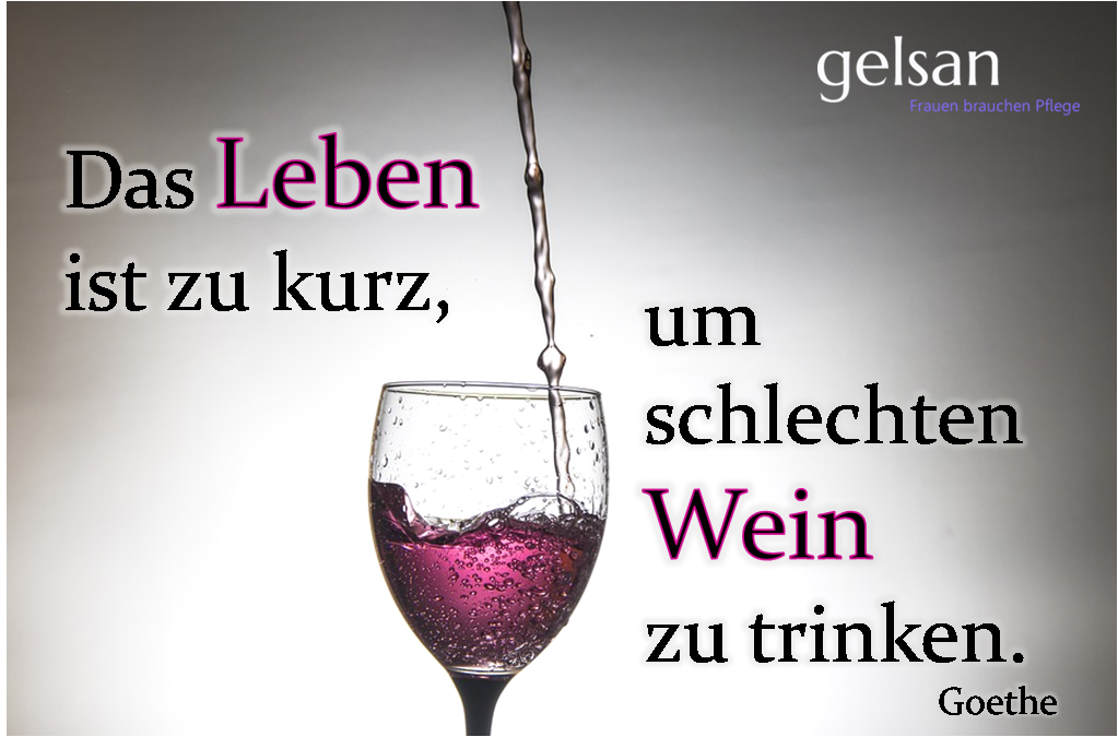 Schlechter Wein